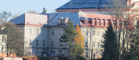 Střediska - Klášter