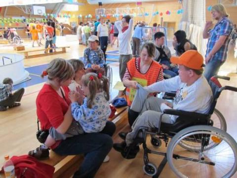 Video se zdravotním postižením