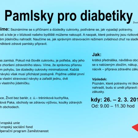 Pamlsky pro diabetiky