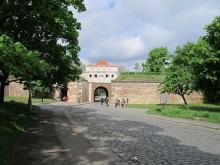 Vyšehrad - vstupní brána