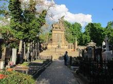 Vyšehrad - hřbitov