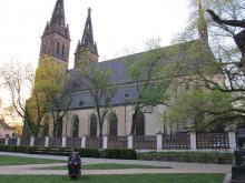 Vyšehrad - kostel