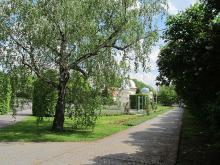 Petřín - zahrada